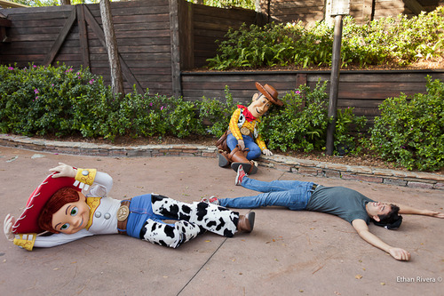 toy story fall